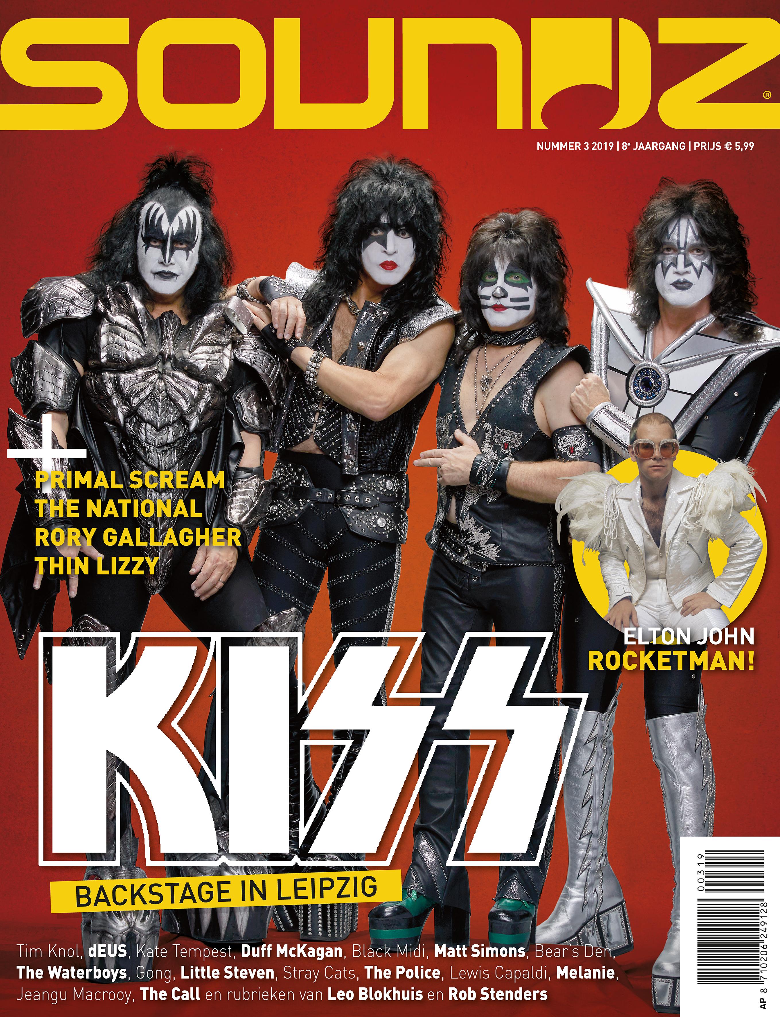 Soundz Magazine KISS