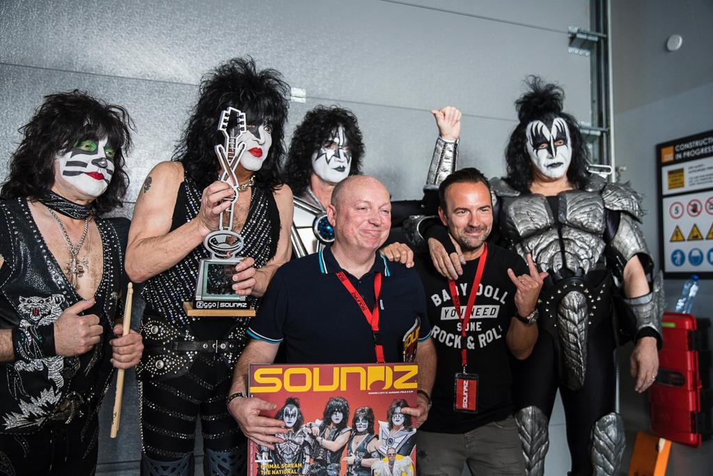 Soundz Magazine KISS