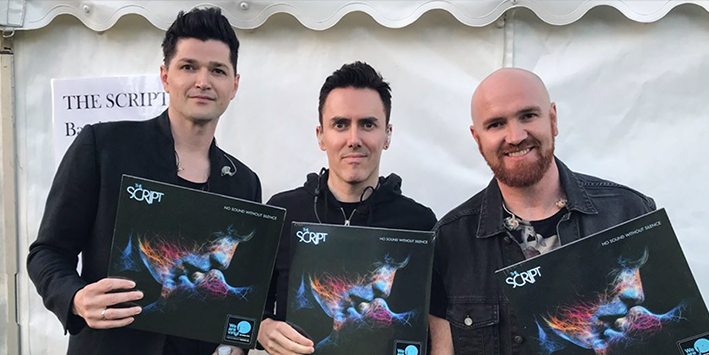 Soundz Magazine the Script