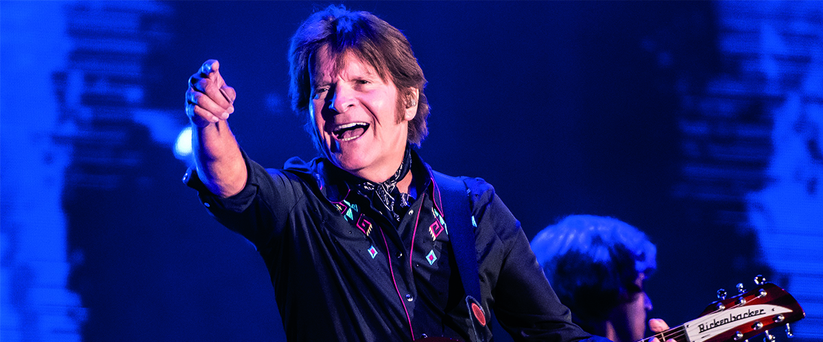 Soundz Magazine John Fogerty