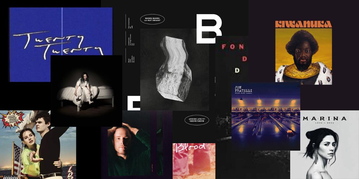 jaarlijstje 2019 Soundz