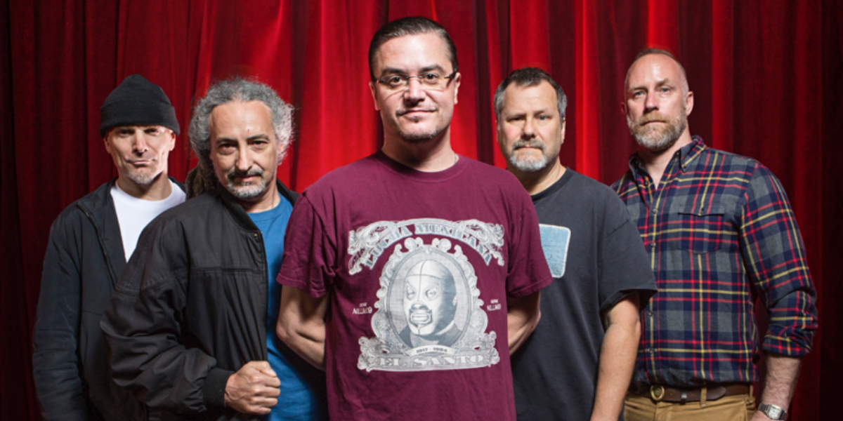 Faith No More AFAS Live